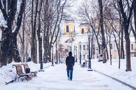 Winter in Kyiv 2