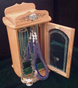 California Perfume Company jewelry box